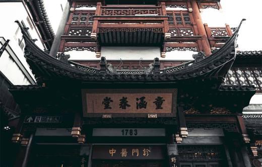历史悠久的中国古典园林建筑豫园:19TONES ° 摄影作品
