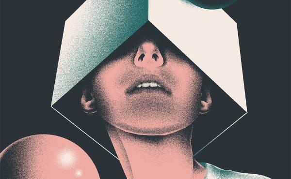 鲜明复古风格的图形插画设计:Tomasz Wozniakowski